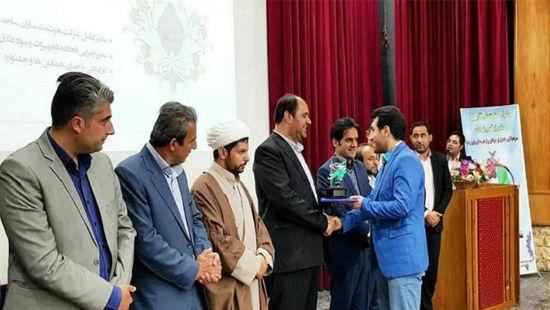 مدیر عامل شرکت هوشمند سازان ساجد جوان برتر شد