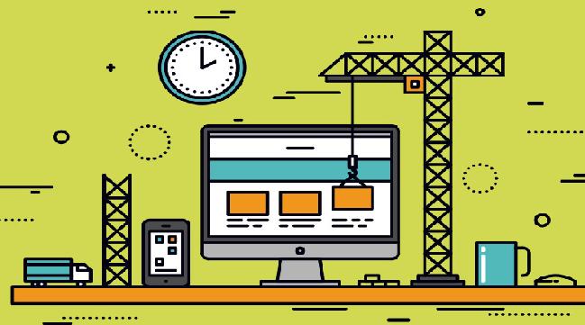 طراحی وبسایت و فروشگاه اینترنتی،آموزش قدم به قدم طراحی سایت